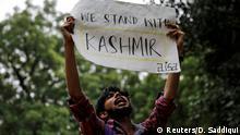 Indien Kaschmir-Konflikt nach Änderung Artikel 370