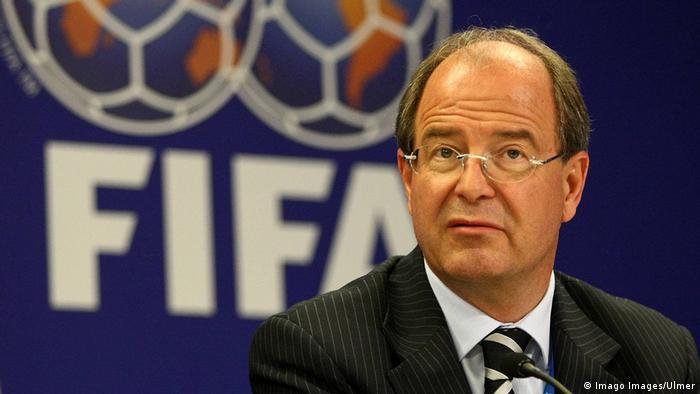 FIFA Generalsekretär Urs Linsi Schweiz