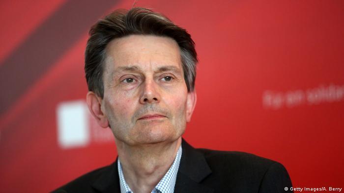 SPD's Rolf Mützenich