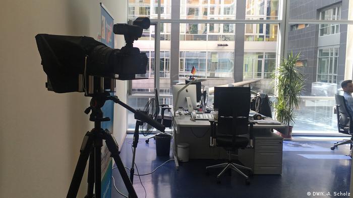 Deutschland Newsroom der AfD-Bundestagsfraktion