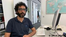 Shamshir Haider DW Mitarbeiter