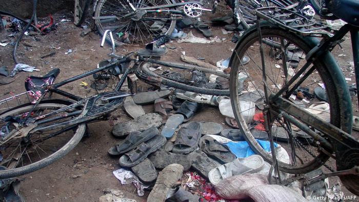 Indien Bombenanschläge in Malegaon in 2006
