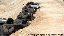 Grenzgebiet Tunesien - Libyen