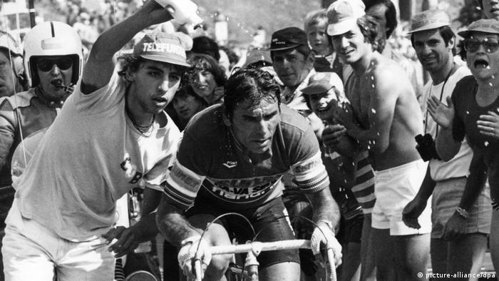 Todesfälle im Radsport Joaquim Agostinho (picture-alliance/dpa)