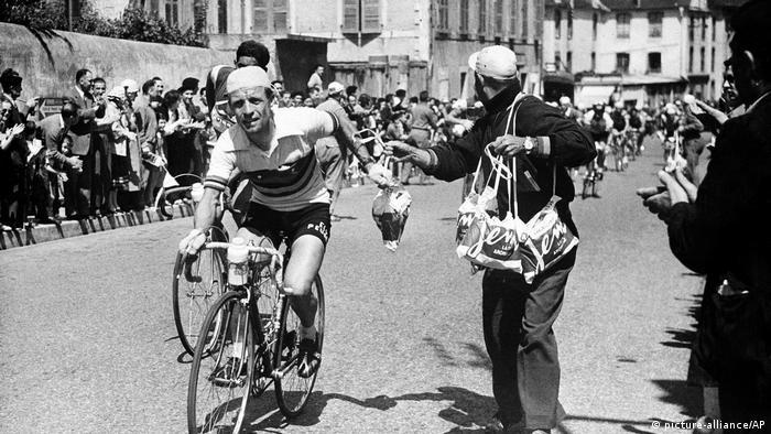 Todesfälle im Radsport Stan Ockers (picture-alliance/AP)