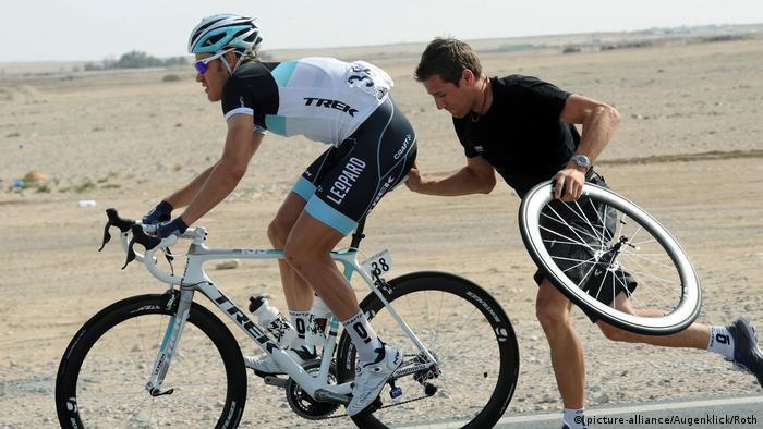 Todesfälle im Radsport Wouter Weylandt (picture-alliance/Augenklick/Roth)