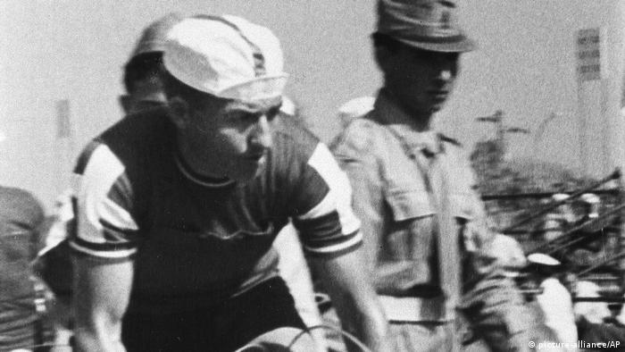 Todesfälle im Radsport Knud Enemark Jensen (picture-alliance/AP)
