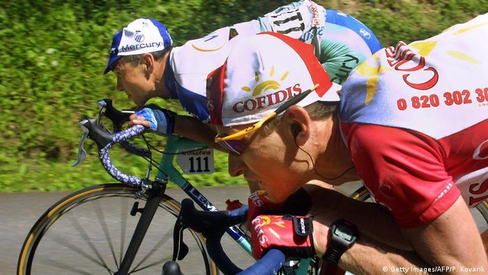 Todesfälle im Radsport Andrej Kivilev / Andrei Kiwiljow (Getty Images/AFP/P. Kovarik)