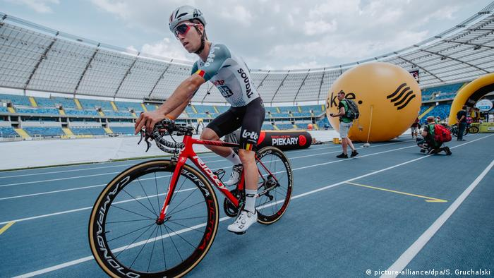 Todesfälle im Radsport Bjorg Lambrecht (picture-alliance/dpa/S. Gruchalski)
