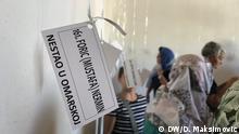 Bosnien Herzegowina Omarska | Jahrestag der Auflösung des ehemaligen Konzentrationslager