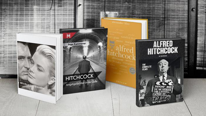 Books about Hitchcock
