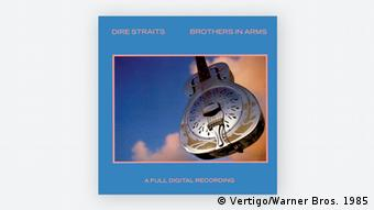 CD-Cover Dire Straits Brothers in Arms