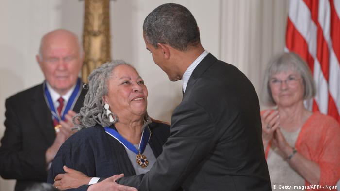 Literaturnobelpreisträgerin Toni Morrison ist tot