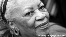 Nobel-winning US novelist Toni Morrison attends the unveiling ceremony of a memorial bench marking the abolition of slavery in Paris (the first to be inaugurated outside the United States by the Toni Morrison Society) on November 5, 2010 in Paris. Morrison, author of Beloved and whose poetic novels on slavery and the African-American experience earned her the Pulitzer and Nobel prizes, in 1988 and 1993, was awarded yesterday a city of Paris medal honouring thinkers and artists with strong ties to the capital, a day after receiving France's highest decoration, the Legion of Honour. AFP PHOTO FRANCK FIFE (Photo credit should read FRANCK FIFE/AFP/Getty Images)