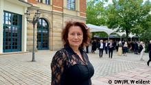 Bayreuth | Wagner Festspiele: Geigerin Luminitza Petre
