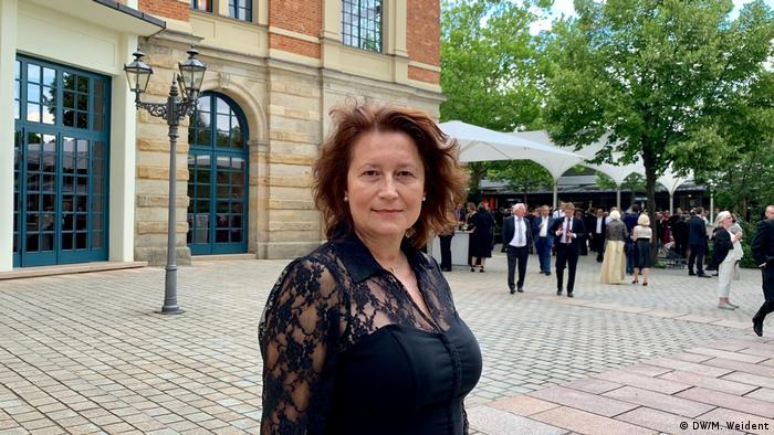 Bayreuth Festival Richard Wagner Luminitza Petre
