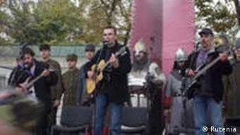Ukrainische Band Rutenia