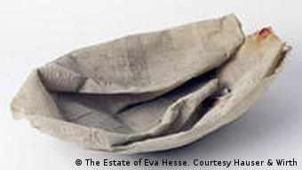 Skulptur der Künstlerin Eva Hesse (Foto: The Estate of Eva Hesse. Courtesy Hauser & Wirth)