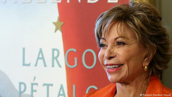 Isabel Allende: Immigrants enrich a country