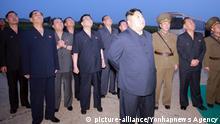 Nordkorea feuert neue taktische Lenkflugkörper ab