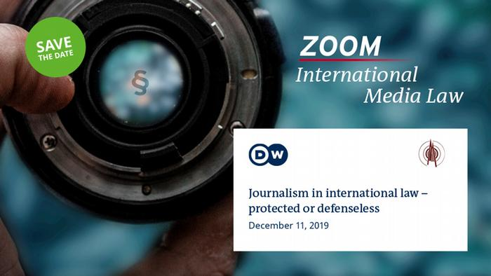Header ZOOM, Media Law, Cooperation