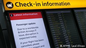 Περίπου 1.700 πτήσεις ακύρωσε η British Airways