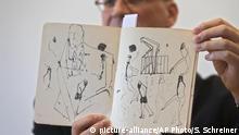 Israel | Unveröffentlichte Kafka-Zeichnungen und Briefe veröffentlich