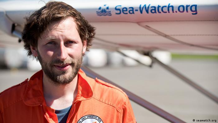 Ruben Neugebauer, Seawatch