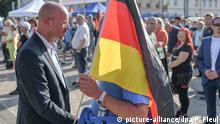 Andreas Kalbitz - Landesvorsitzender der AfD in Brandenburg