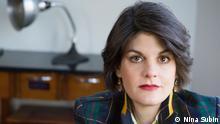 "Nora Krug, Autorin des Buchs ""Heimat"" © Nina Subin"
