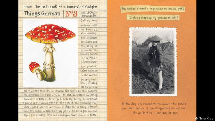 German identity rediscovered: Nora Krug′s graphic novel