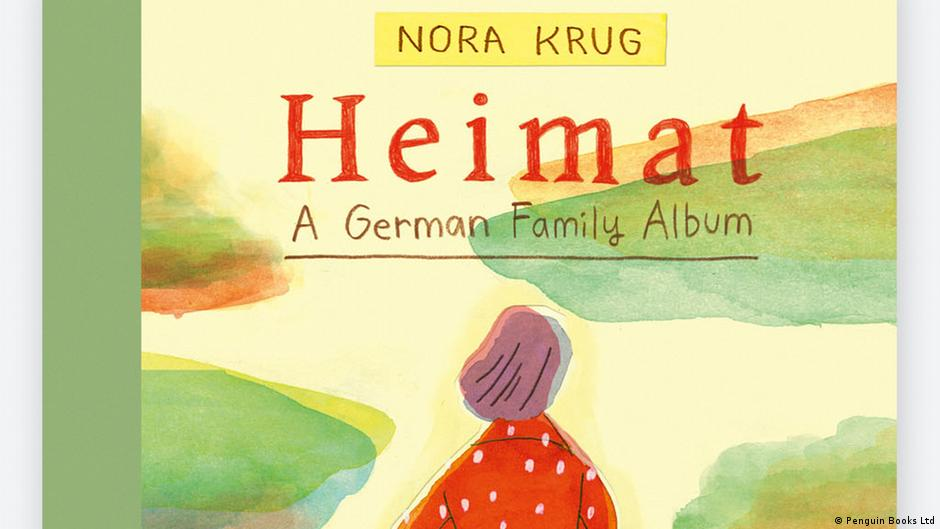German identity rediscovered: Nora Krug′s graphic novel ′Heimat