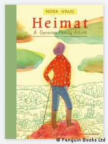 """Buchcover von Nora Krugs """"Heimat"""""""