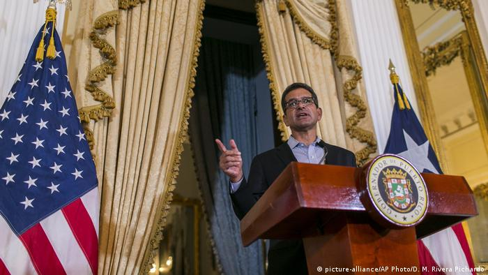 Puerto Rico Neuer Gouverneur von Pedro Pierluisi