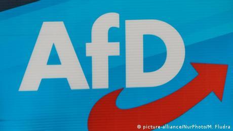 Wahlen AfD Plakat (picture-alliance/NurPhoto/M. Fludra)