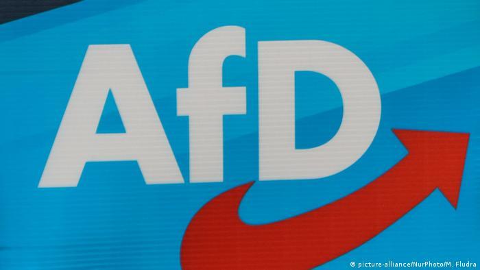 Wahlen AfD Plakat