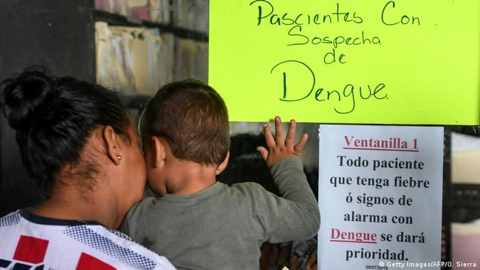 Dengue-Fieber in Honduras