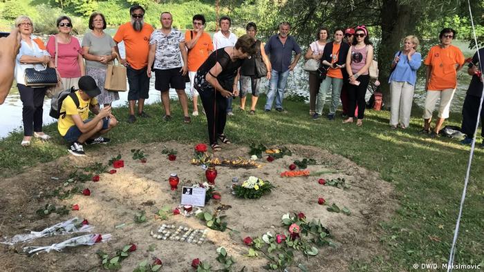 Bosnien und Herzegowina | Gedenken an Mord an David Dragicevic in Banja Luka