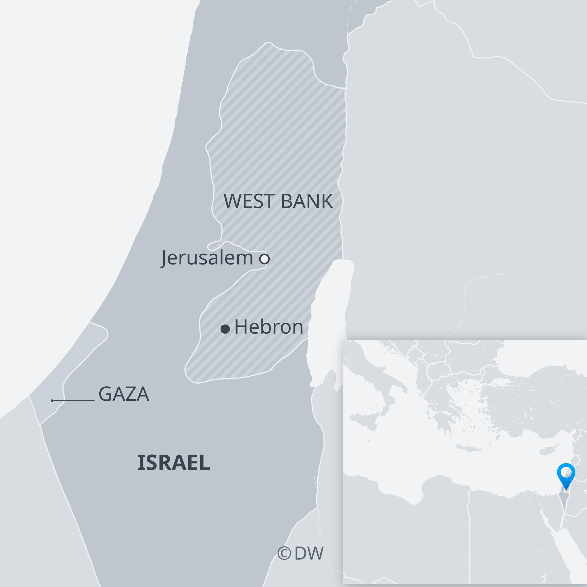 Pojas Gaze i Zapadna Obala i dalje nemaju zajedničko rukovodstvo
