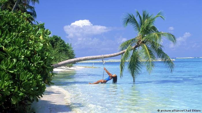 Raj na ziemi dla wielu - Malediwy