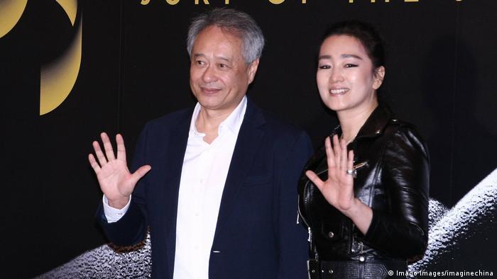 Taiwan 2018 | Regisseur Ang Lee & Gong Li, Schauspielerin (Imago Images/imaginechina)
