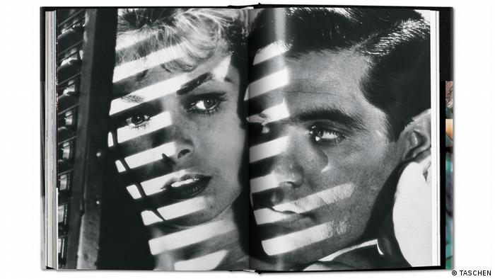 Film still from Psycho with Janet Leigh and John Gavin (TASCHEN)
