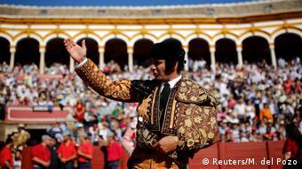Συμμετέχει ο φημισμένος στην Ισπανία Torero Morante de la Puebla