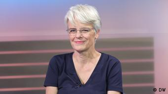 DW Sendung Quadriga DE Ulrike Herrmann