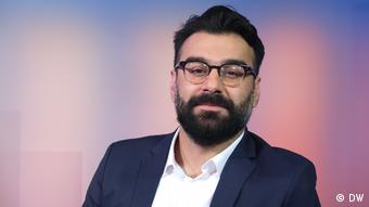 DW Sendung Quadriga EN Ali Fatholla-Nejad