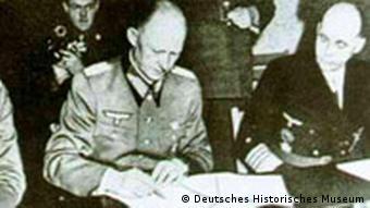 Kapitulation Deutschlands
