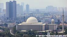 Indonesien Jakarta Skyline