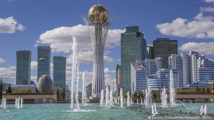 Столица Казахстана Нурсултан