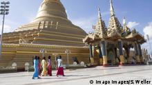 BG Regierungssitze   Naypyidaw