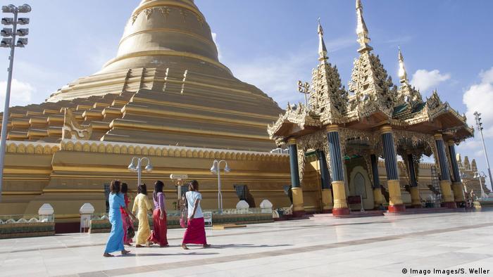 BG Regierungssitze | Naypyidaw